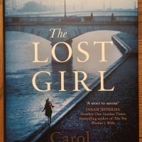 #Review: The Lost Girl by Carol Drinkwater (@Carol4OliveFarm) @MichaelJBooks