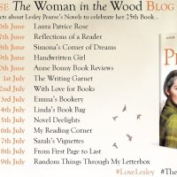 #Blogtour: #25in25 #TheWomanInTheWood by Lesley Pearse (@LesleyPearse) #LoveLesley @ed_pr @MichaelJBooks