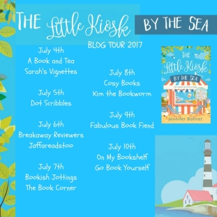 Blog Tour 2017 - The Little Kiosk 1
