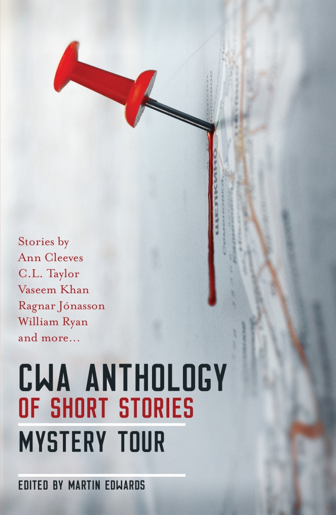 CWA Anthology of Short Stories Mystery Tour Edited by Martin Edwards