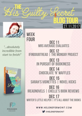 Blog Tour Week 4