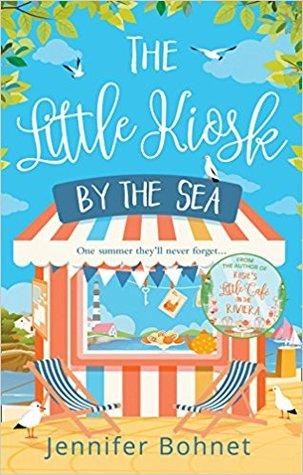 The Little Kiosk by the Sea by Jennifer Bohnet