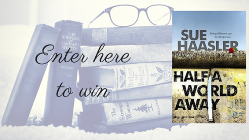 Giveaway - Half A World Away (1)