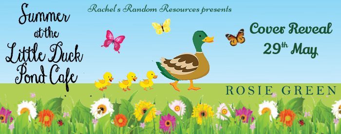 Summer at the Little Duck Pond Cafe Cover Reveal (1)