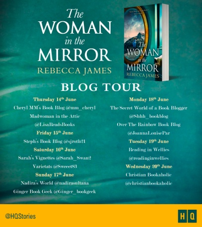 The Woman in the Mirror BLOG TOUR