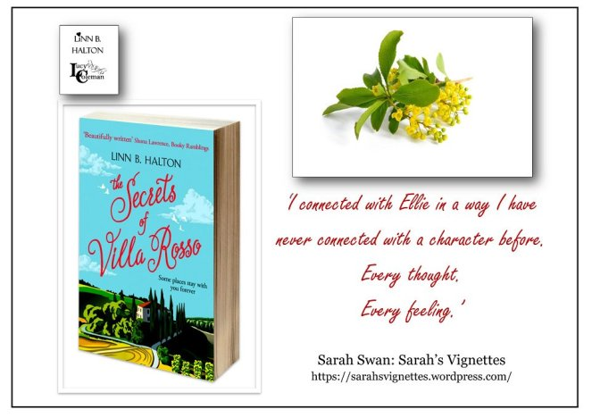 The Secrets of Villa Rosso by Linn B. Halton
