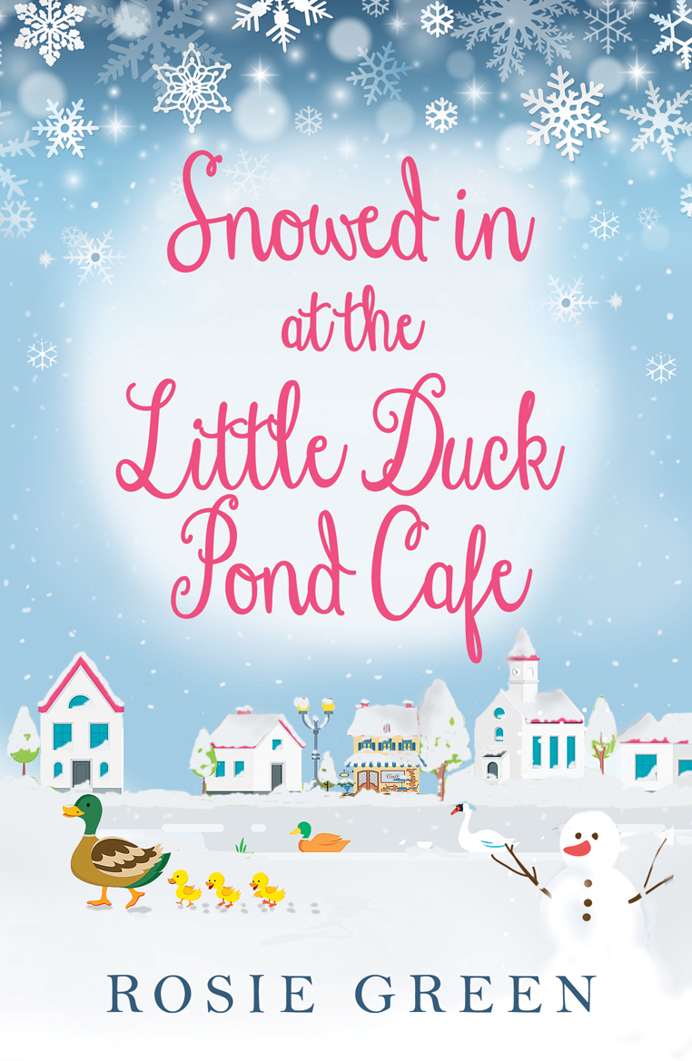 Snowed In at the Little Duck Pond Cafe Cover.JPG