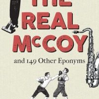 Blog Tour, Review, Extract: The Real McCoy and 149 Other Eponyms by Claire Cock-Starkey (@NonFictioness) @BodPublishing