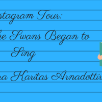 Bookstagram Tour: And the Swans Began to Sing by Thora Karitas Arnadottir (@ThoraKaritas) @Wildpressed @LoveBooksGroup