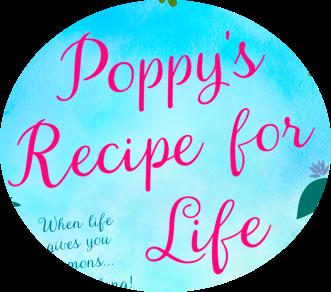 Poppy's Recipe for Life cover reveal. A Heidi Swain book.