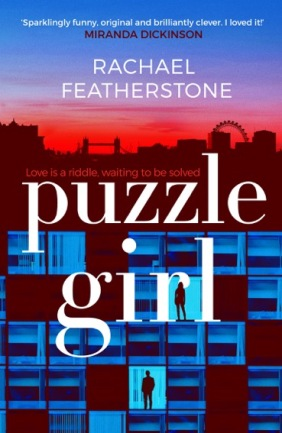 Puzzle Girl by Rachael Featherstone