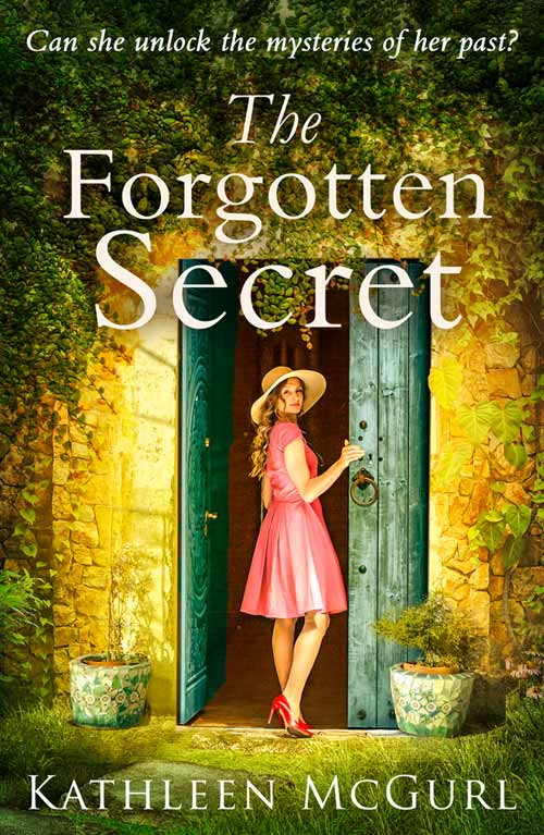 The Forgotten Secret cover