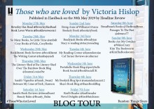 Those Who Are Loved Blog Tour Poster