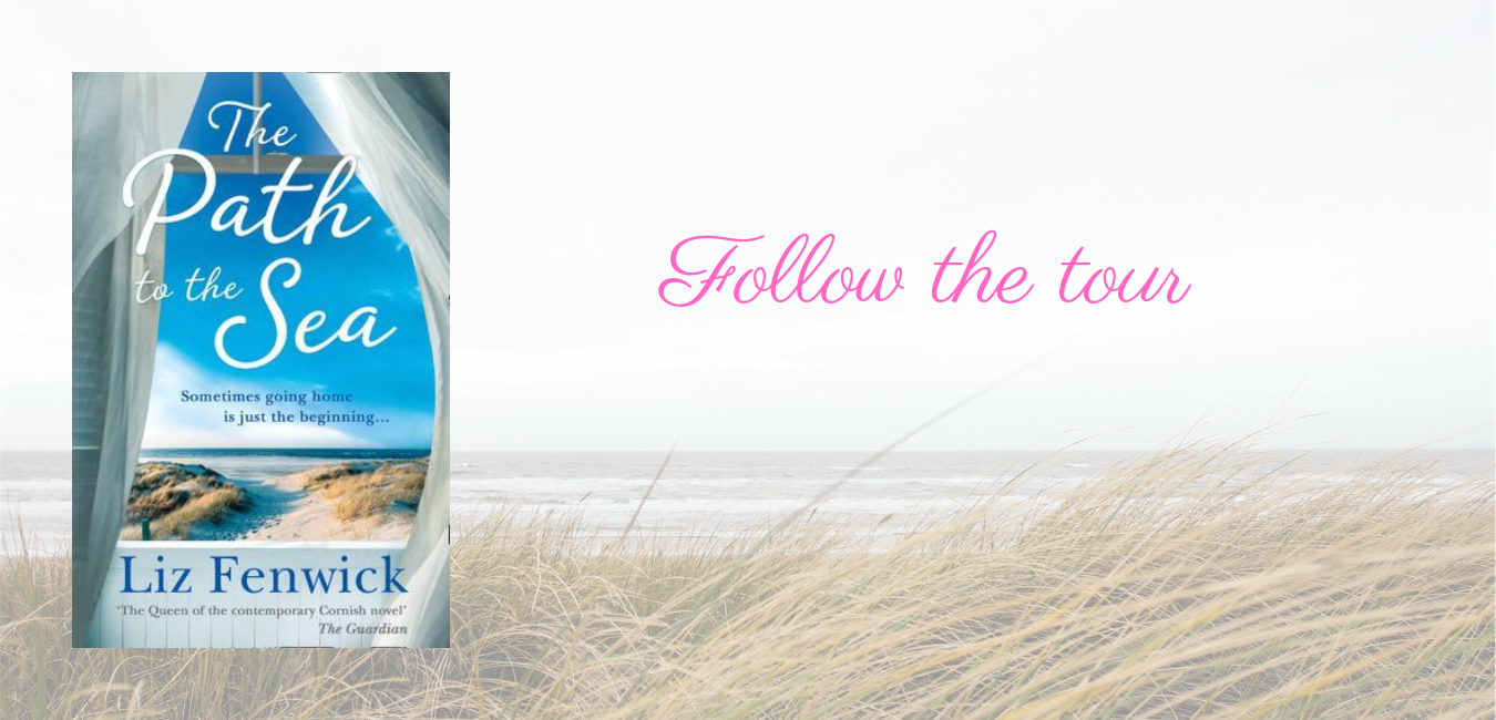 Follow the tour, with a cover image of The Path to the Sea