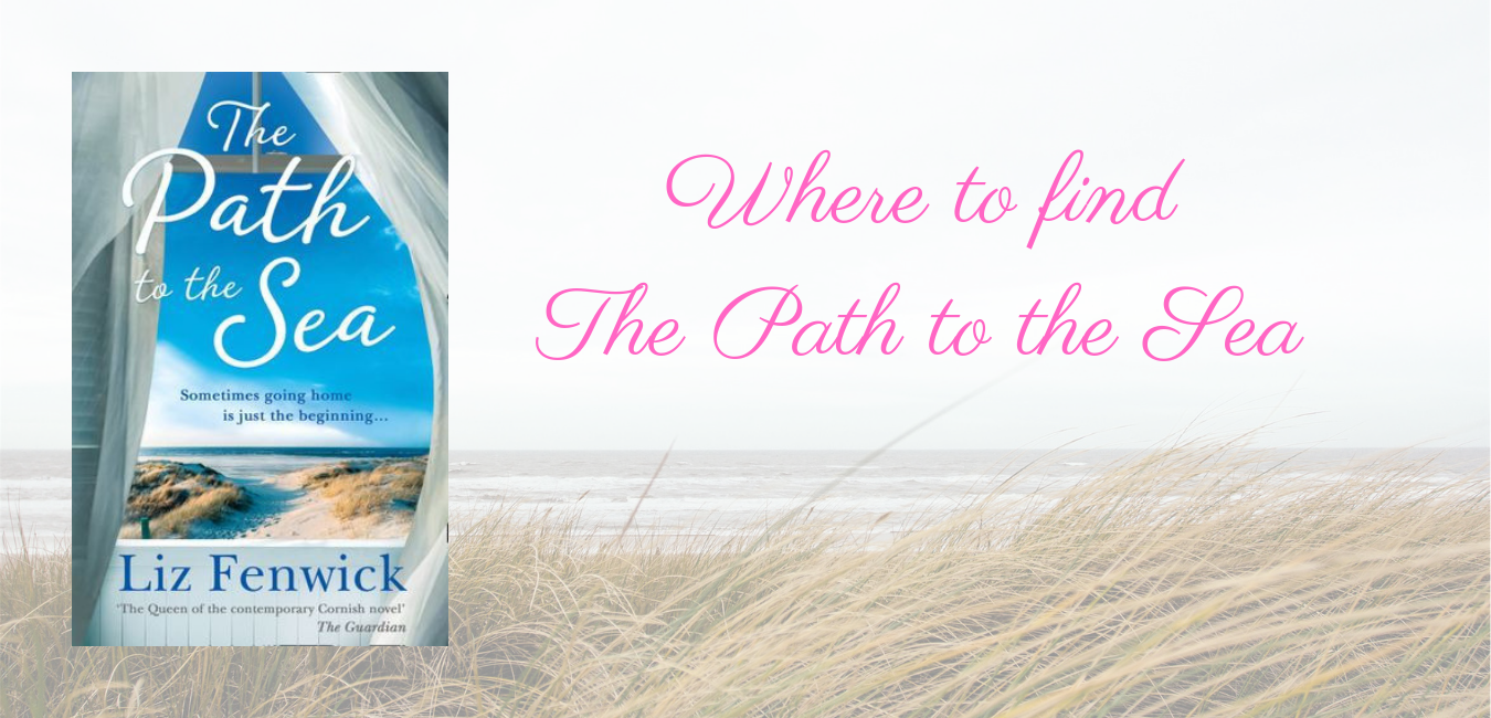 Where to find The Path to the Sea, with cover image of the book