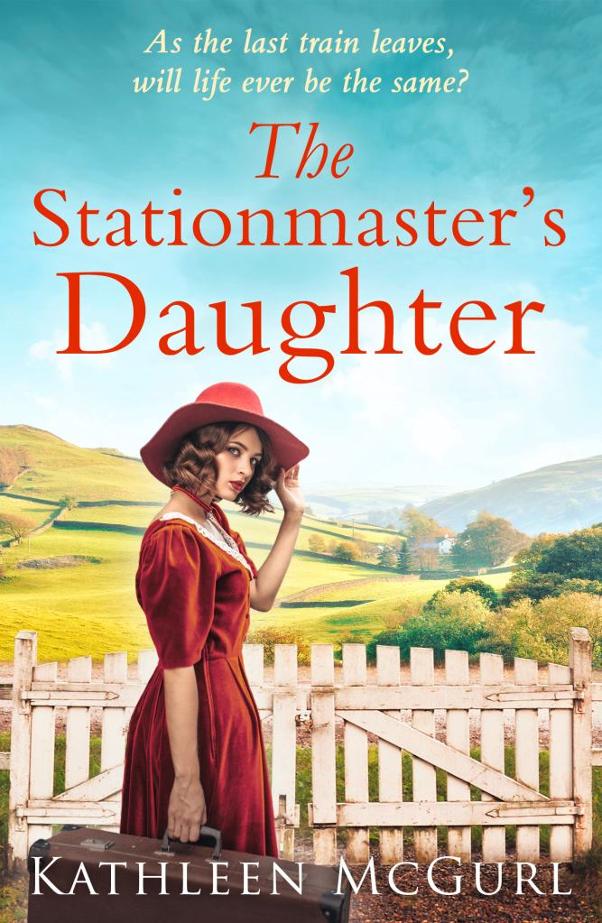 The Stationmaster's Daughter book cover