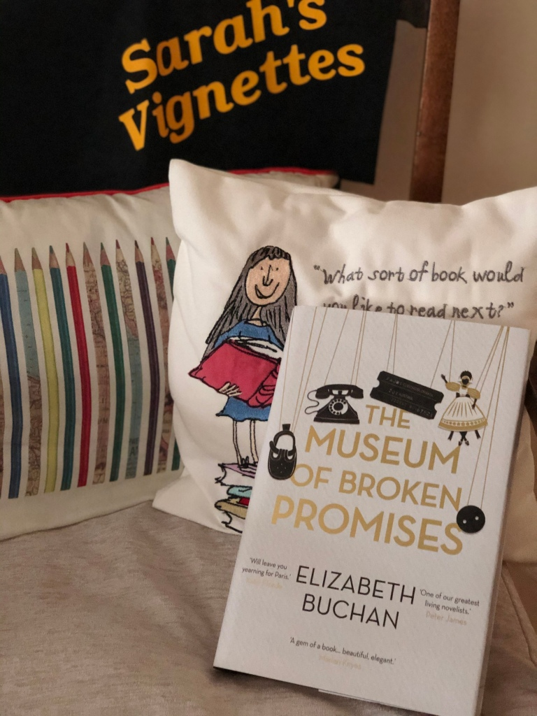 The Museum of Broken Promises by Elizabeth Buchan
