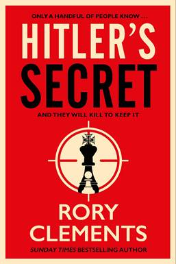 Hitler's Secret by Rory Clements