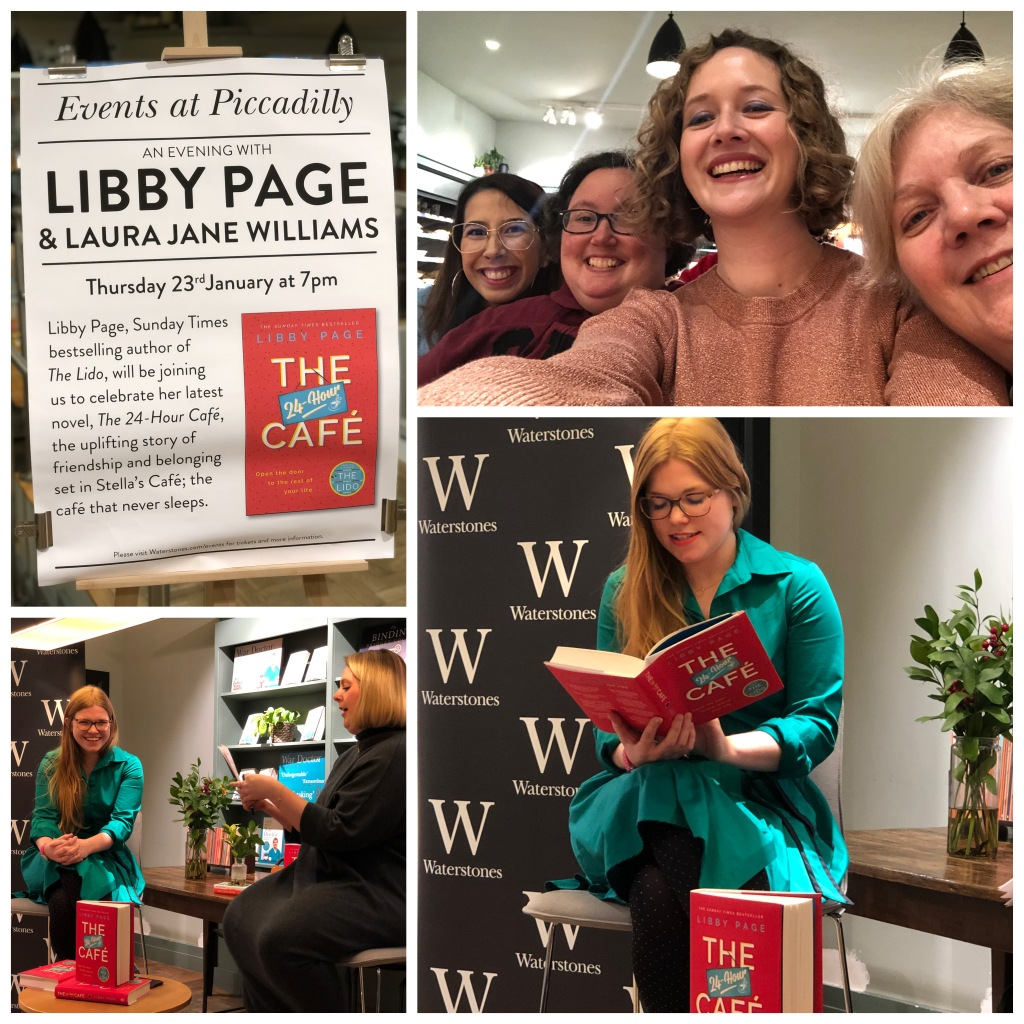An Evening with Libby Page and Laura Jane Williams