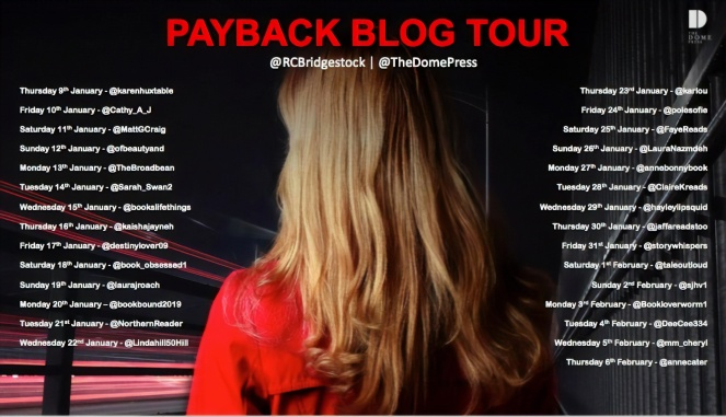 Payback Blog Tour poster