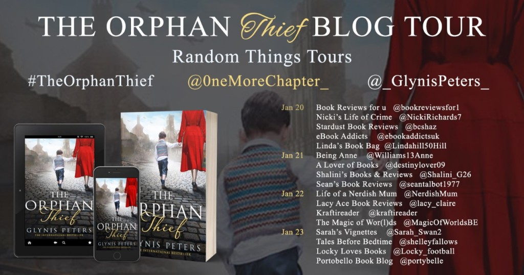 The Orphan Thief Blog Tour