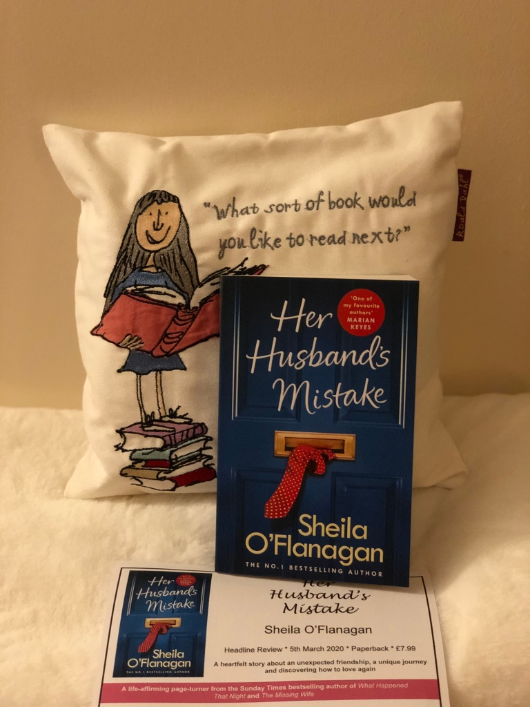 Her Husband's Mistake by Sheila O'Flanagan