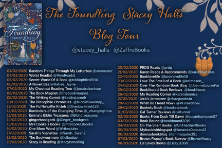 Stacey Halls blog tour