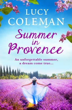 Summer in Provence by Lucy Coleman
