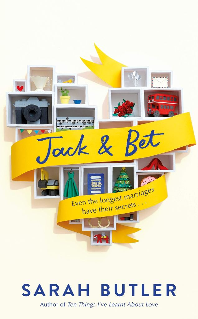 Jack & Bet by Sarah Butler
