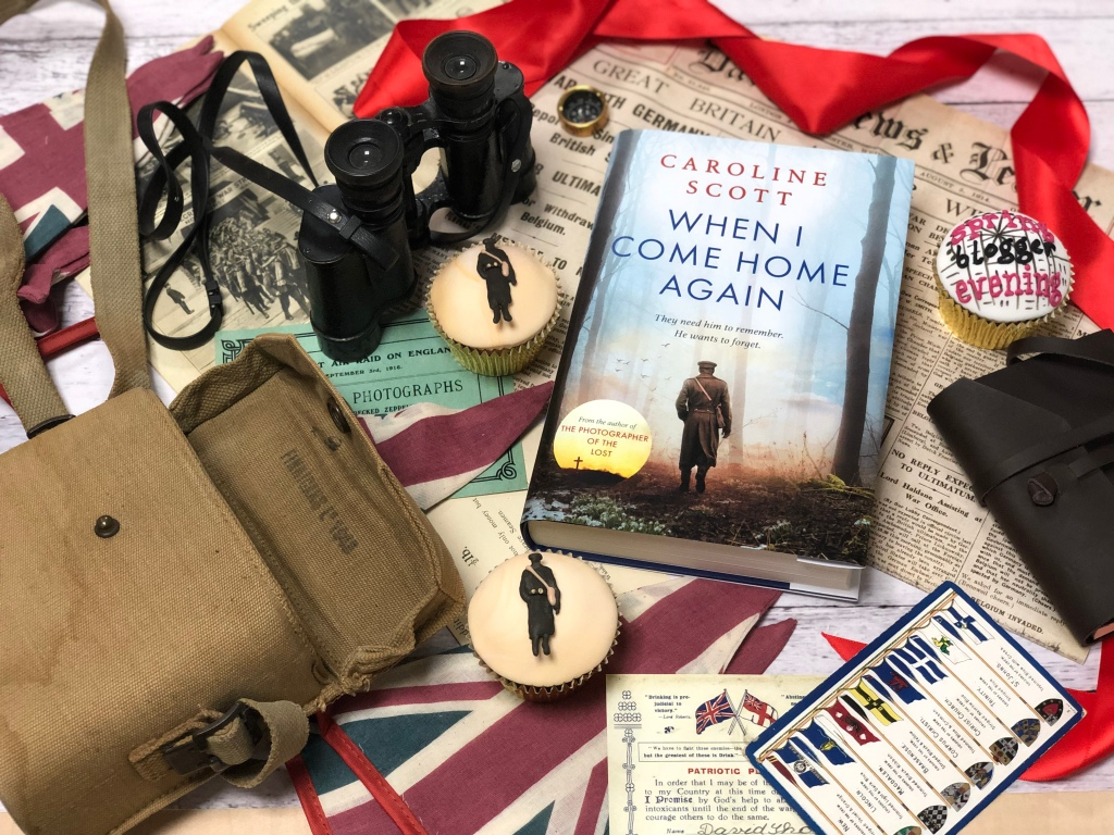 When I Come Home Again by Caroline Scott