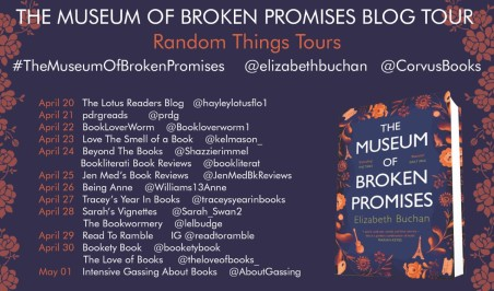 Museum of Broken Promises BT Poster