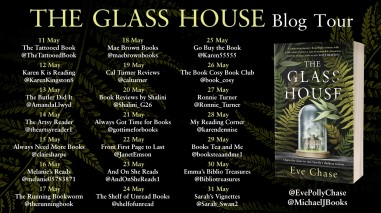 The Glass House blog tour