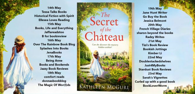 The Secret of the Chateau by Kathleen McGurl