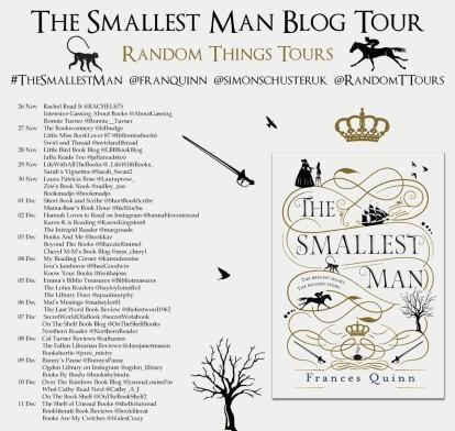 Smallest Man BT Poster