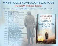 When I Come Home Again BT Poster