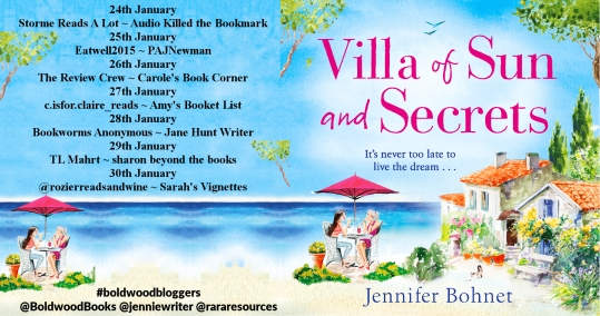 Villa of Sun and Secrets Full Tour Banner