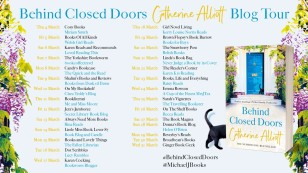 Behind Closed Doors blog tour
