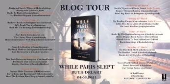 While Paris Slept BT Poster
