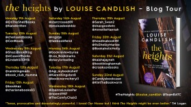 The Heights - blog tour