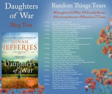 Daughters of War BT Poster